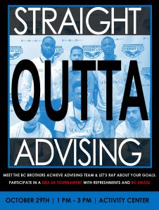 Oct29Straight Outta Advising Flyer