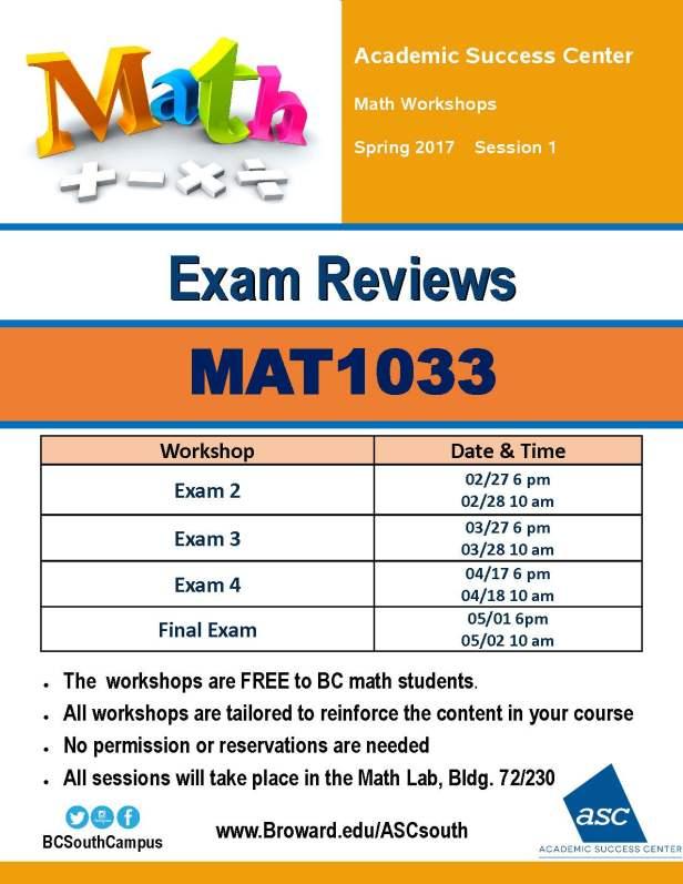 mat1033-1-spring-2017