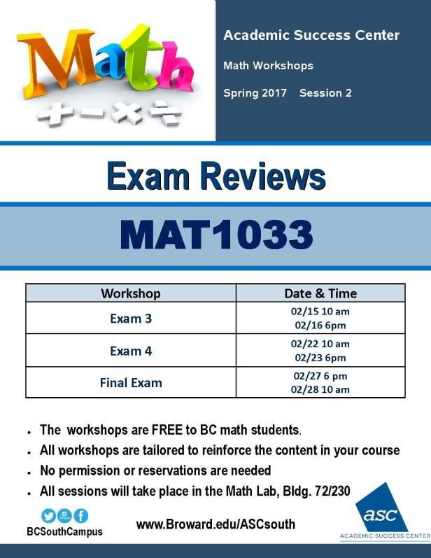 mat1033-2-spring-2017
