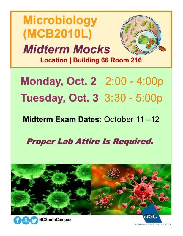 2OctMicrobiologyMidterm