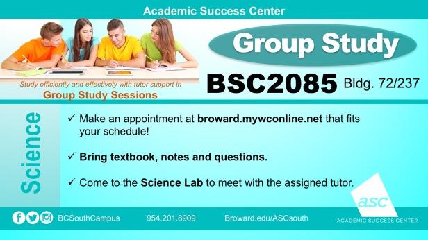 12Oct-SciGroupStudyBSC2085_slide
