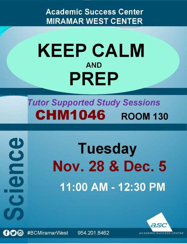 MWC_ CHM1046_BROCHURE FINAL GROUP STUDY