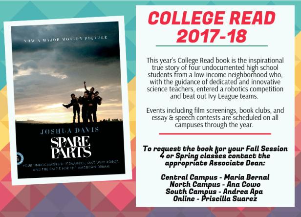 CollegeRead2018info