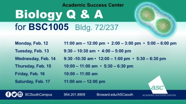 Biology_QA_Flyer_BSC1005