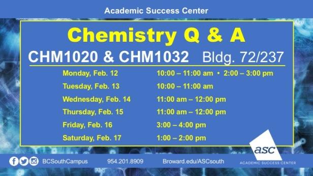 Chemistry_QA_Flyer_CHM1020_1032