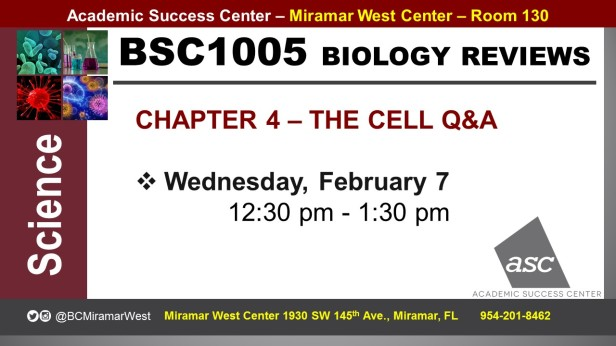 MWC_ BSC1005_ALEGRE_EXAM REVIEW CH 4 REVIEW BROCHURE___FEB 7_SLIDE