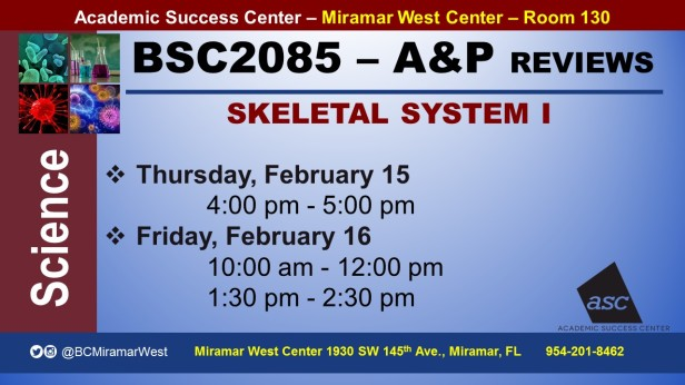 MWC_ BSC2085L_ALL_SKELETAL I_ REVIEW BROCHURE___FEB 15-16
