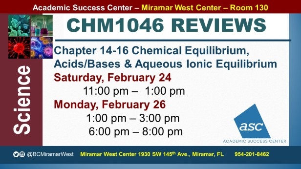 MWC_ CHM1046_abbasi_EXAM REVIEW CH 14-15-16 BROCHURE___FEB 24-26_SLIDE