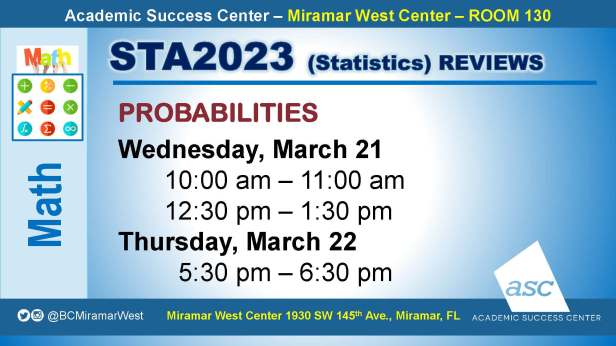 STA2023_GROUP STUDY SESSION_MWC_ MARCH 21-22_SLIDE
