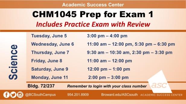 CHM1045_Exam 1 Prep_2