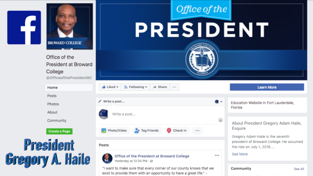 PresidentHaileFB