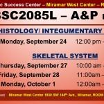 MWC_ BSC2085 LAB_SKELETAL___SEP 27-28 OCT 1
