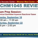 MWC_ CHM1045_all_REVIEW EXAM 1 BROCHURE___SEP 15-17-18-22_SLIDE