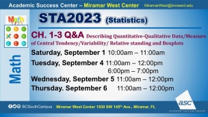 STA2023_GROUP STUDY SESSION_MWC_SEP 4-5-6_SLIDE