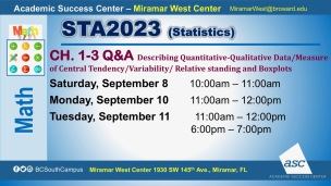 STA2023_GROUP STUDY SESSION_MWC_SEP 8-10-11_SLIDE