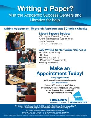 ASC Library Writing Assistance 20191