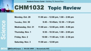 CHM1032 Topic Review Flyer_W11