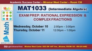 MAT1033_GROUP STUDY SESSION_MWC_ OCT 10-11 SLIDE