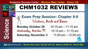 MWC_ CHM1032_REVIEW CH 6-7 BROCHURE___ OCT 29-31 & nov 3 SLIDE