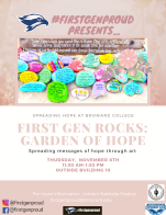 First gen rocks flyer