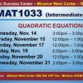 MAT1033_GROUP STUDY SESSION_MWC_ NOV 14-15-17-19-20-21 SLIDE