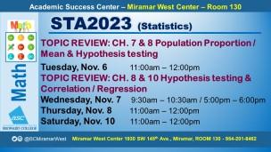 STA2023_GROUP STUDY SESSION_MWC_ NOV 6-7-8-10_SLIDE