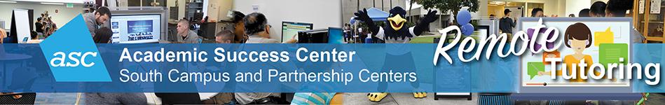 ASC South Campus & Partnership Centers Logo